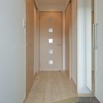 502号室:玄関