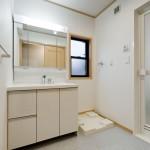 1F:洗面室