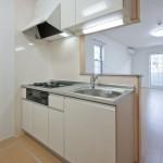 101号室:キッチン