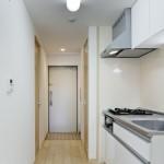 キッチン・玄関(304号室)
