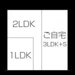 Y様 W2×4自宅併用アパート(ペット共生タイプ) グランブルー