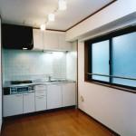 建築主住居2F:キッチン
