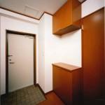 Aタイプワンルームタイプ:玄関