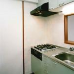 Aタイプワンルームタイプ:キッチン